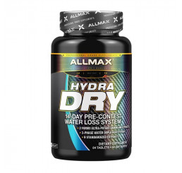All Max Nutrition Hydra Dry 84 Tablets