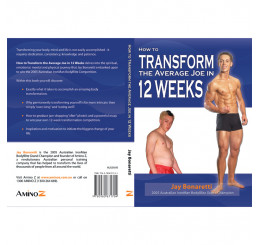How to Transform the Average Joe in 12 Weeks