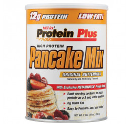 Met Rx Protein Plus Pancake Mix 2lbs BEST BY 02.2017
