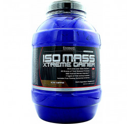 Ultimate Nutrition ISO Mass Extreme Gainer
