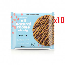 Muscle Nation All Natural Cookie 85g (Box of 10)
