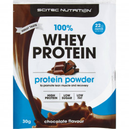 Scitec 100% Whey Protein 4.8kg (160x30g) Best Before 31 May - 31 July 2020