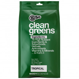 Body Science BSc Clean Greens 150g : Tropical
