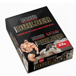 Maxs  Muscle Builder Bar 60g (Box of 12)