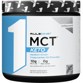 Rule 1 Proteins R1 MCT Keto 30 Serves