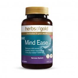Herbs of Gold Mind Ease 60 Tablets