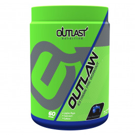 Outlast Nutrition Outlaw 30 Serves (60 scoops)