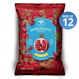 Temole Pomegranate Chips 40g (Box of 12) BEST BEFORE 15.01.2020