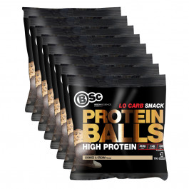 Body Science BSc High Protein Balls 70g (Box of 10)