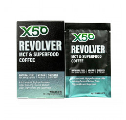 Green Tea X50 Revolver MCT & Superfood Coffee