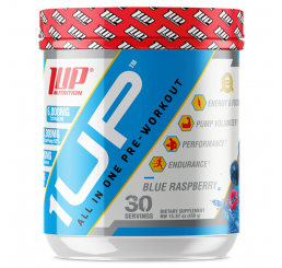 1 Up Nutrition All In One Pre-Workout 30 Serves