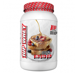 1 Up Nutrition 1Up Whey 28 Serves : Cinnamon French Toast