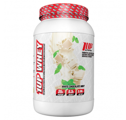 1 Up Nutrition 1Up Whey 28 Serves : White Chocolate Mint