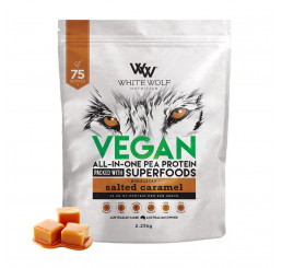 White Wolf Nutrition Vegan Protein