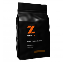 Amino Z Whey Protein Isolate Single Serve Sample 33g