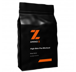 Amino Z High-Stim Pre-Workout