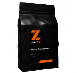 Amino Z Natural Testosterone 60 Tablets