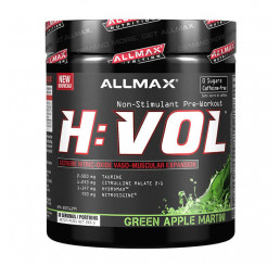 All Max Nutrition H:VOL 30 Serves