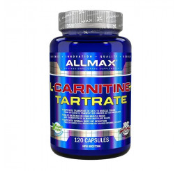 All Max Nutrition L Carnitine + Tartrate 120 Capsules