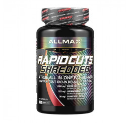 All Max Nutrition Rapidcuts Shredded 90 Capsules