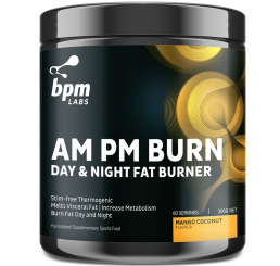 BPM Labs AM PM Burn 60 Serves