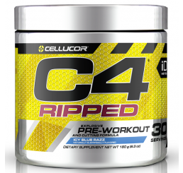 Cellucor C4 Ripped 30 Serves