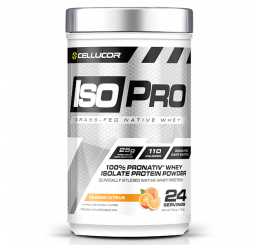 Cellucor IsoPro Grass-Fed Native Whey 24 Serves