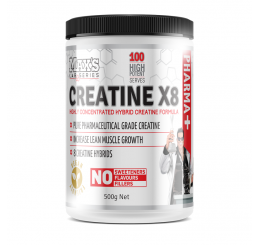 MAXs Lab Series Creatine X8 500g