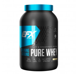EFX Sports Training Ground Pure Whey 1.089kg