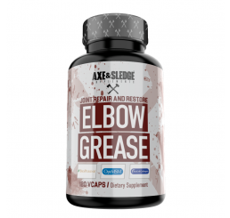 Axe & Sledge Elbow Grease 120 Capsules