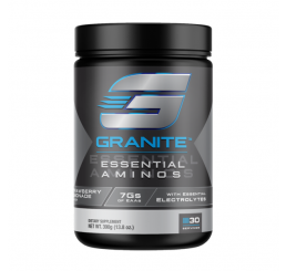Granite Supplements Essential Aminos 30 Serves