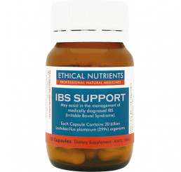 Ethical Nutrients IBS Support 30 Capsules▲