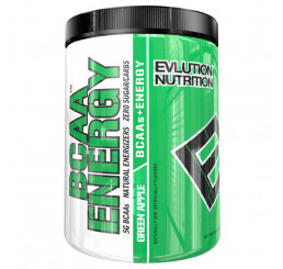 EVL Nutrition BCAA Energy 30 Serves EXPIRY MAR-MAY 2019