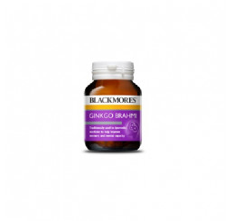 Blackmores Ginkgo Brahmi 40 Tablets