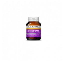 Blackmores Ginkgoforte 80 Tablets