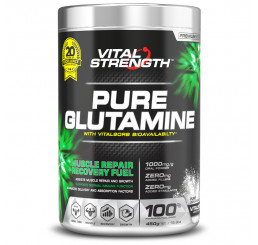 Vital Strength Pure Glutamine 450g