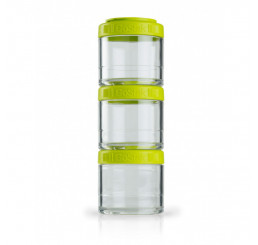 Blender Bottle GoStak 100cc - 3 Pack