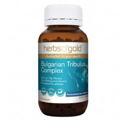 Herbs of Gold Bulgarian Tribulus Complex 60 Tablets