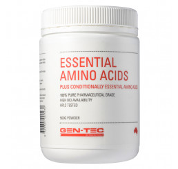 Gen-Tec Nutraceuticals Essential Amino Acids