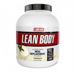 Labrada Lean Body High Protein MRP Meal Replacement Shake