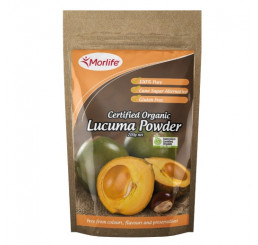 Morlife Lucuma Powder Certified Organic 200g