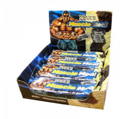 Maxs Muscle Meal Protein Bar 85g (Box of 12)