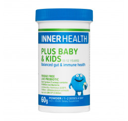 Ethical Nutrients Inner Health Plus Baby & Kids 60g