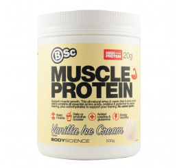 Body Science BSc Muscle Protein 500g