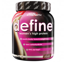 Vital Strength Define Womens Protein Powder