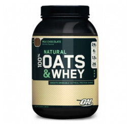 Optimum Nutrition 100% Natural Oats and Whey 1.36kg