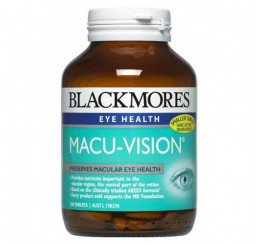 Blackmores Macu-Vision 150 Tablets