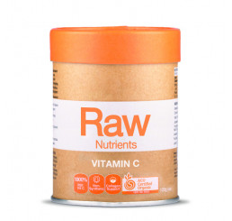Amazonia Raw Nutrients Vitamin C 120g