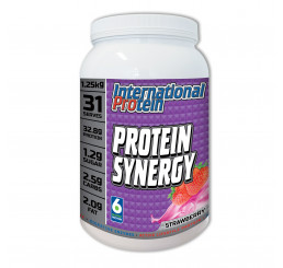 International Protein Protein Synergy 5 1.25kg : Strawberry