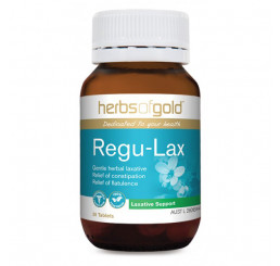 Herbs of Gold Regu-Lax 30 Tablets